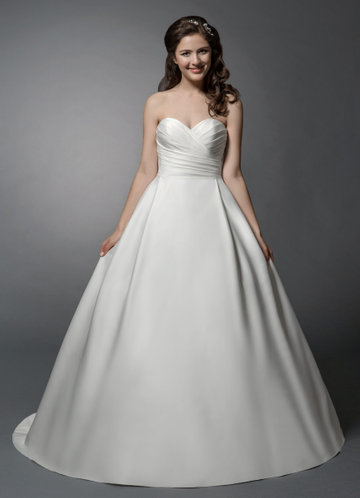 Azazie Connie Wedding Dress