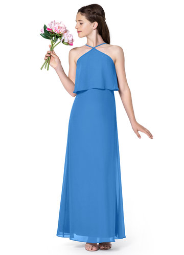 Azazie Raegan Junior Bridesmaid Dress
