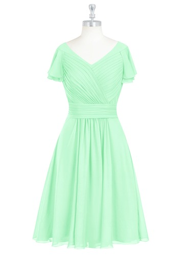 Azazie Hadley Modest Bridesmaid Dress