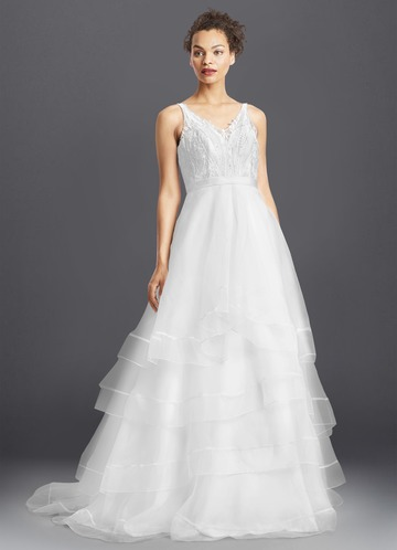 Azazie Larissa Wedding Dress