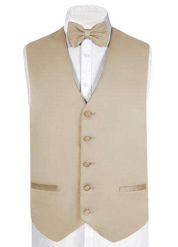 back_Gentlemen's Collection Matte Satin Vest