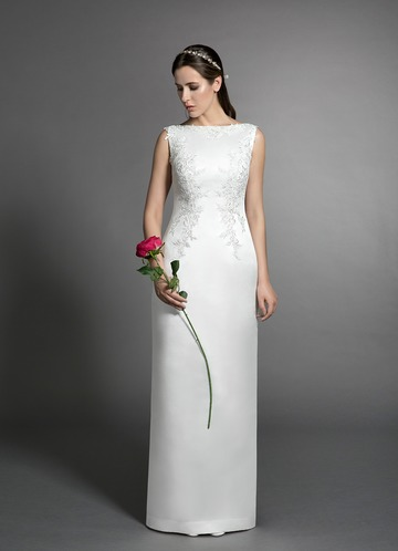 Azazie Kennedy Wedding Dress