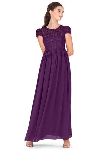 Azazie Delevingne Junior Bridesmaid Dress