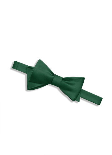 back_Gentlemen's Collection Matte Satin Bow Tie