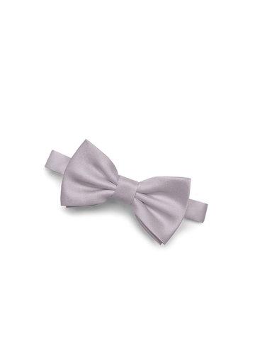 back_Gentlemen's Collection Boy's Matte Satin pre-tied bow tie