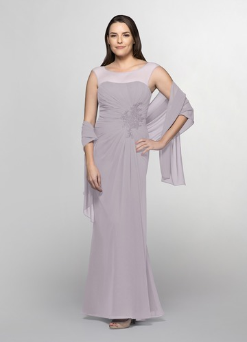 Azazie Azure Mother of the Bride Dress