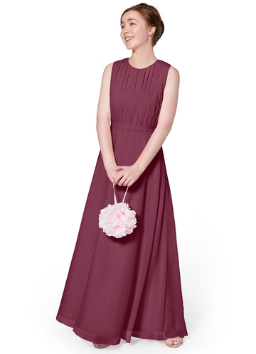 Azazie Ruby Junior Bridesmaid Dress