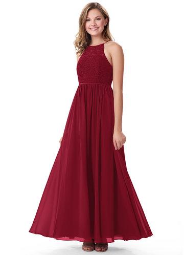 Azazie Arianne Junior Bridesmaid Dress