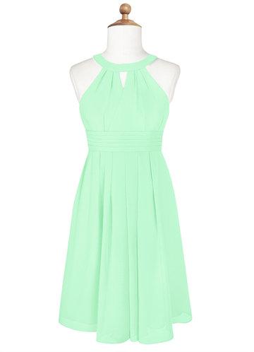 Azazie Kimmy Junior Bridesmaid Dress