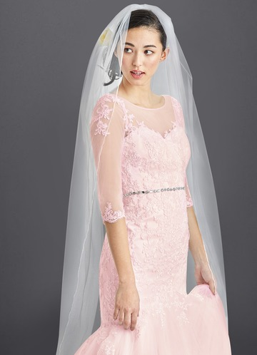 Azazie Dale Wedding Dress