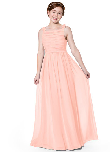 Azazie Fiona Junior Bridesmaid Dress
