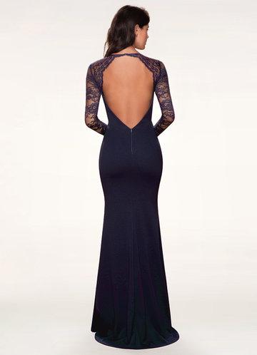 back_Blush Mark Americano {Color} Maxi Dress