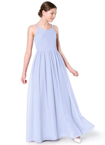 32df5321e14 Azazie Cora Junior Bridesmaid Dress ...