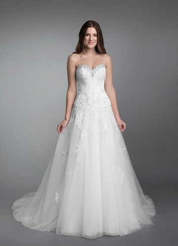 Azazie Scarlett Wedding Dress