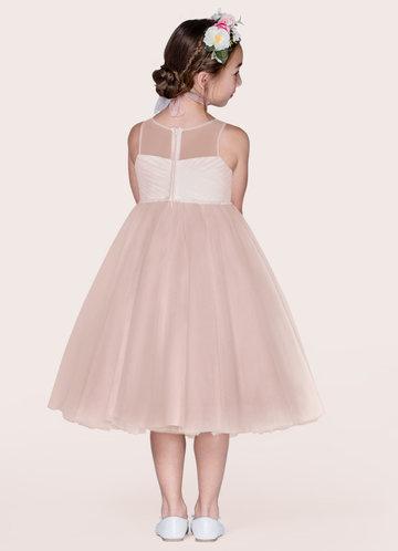 back_Azazie Brienne Flower Girl Dress