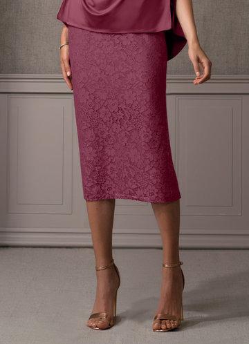 Azazie Farrow Skirt