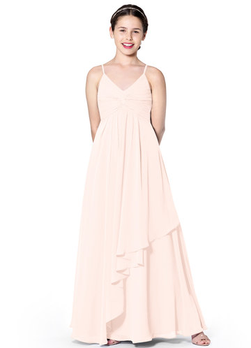 Azazie Daleyza Junior Bridesmaid Dress