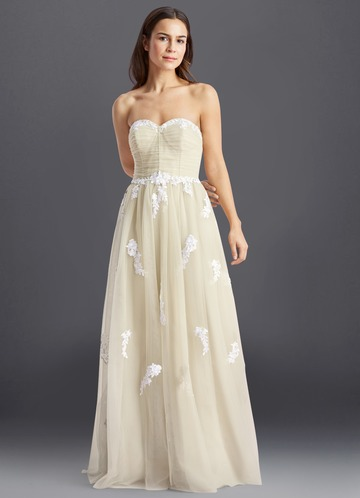 Azazie Quinn Wedding Dress