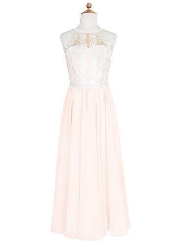 Azazie Elia Junior Bridesmaid Dress