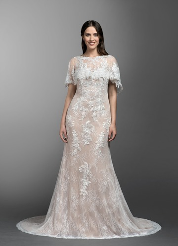 Azazie Rebel Wedding Dress