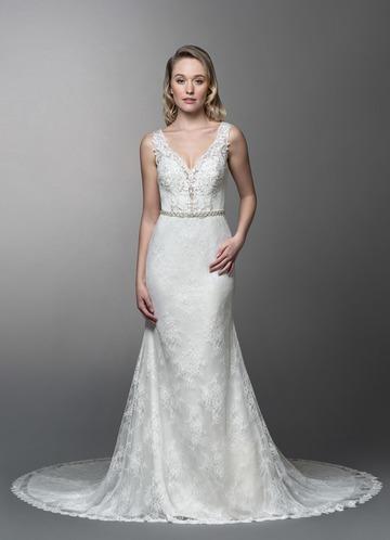 Azazie Herminia Wedding Dress