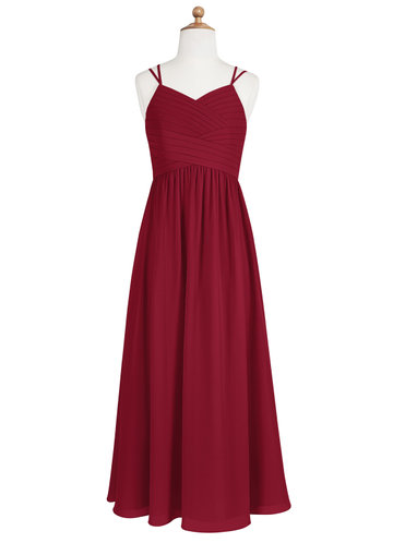 Azazie Blake Junior Bridesmaid Dress