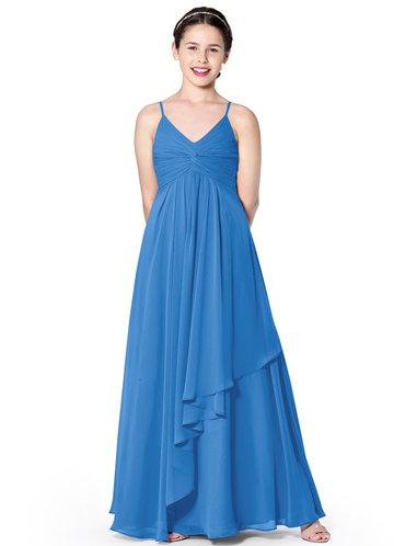 Azazie Daleyza Junior Bridesmaid Dress