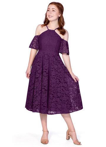 Azazie Asha Junior Bridesmaid Dress