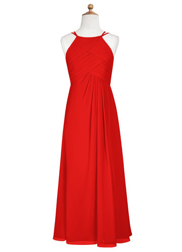 Azazie Ginger Allure Junior Bridesmaid Dress