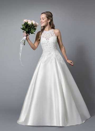 2acdf9c9d99 Azazie Reed Wedding Dress ...