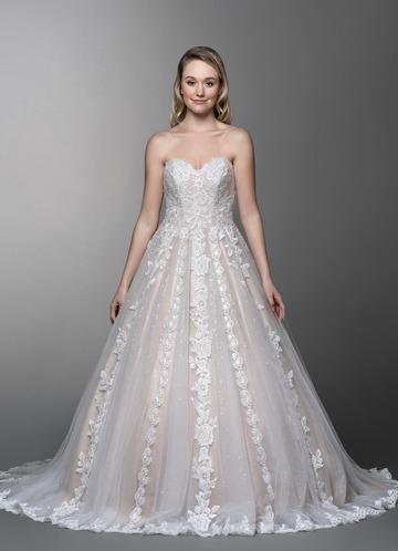 Azazie Carrington Wedding Dress