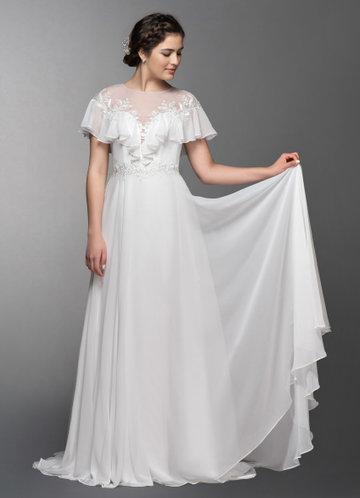 Azazie Peoria Wedding Dress