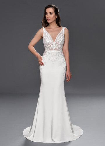 Azazie Arbor Wedding Dress