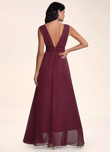 back_Dancing Queen {Color} Maxi Dress