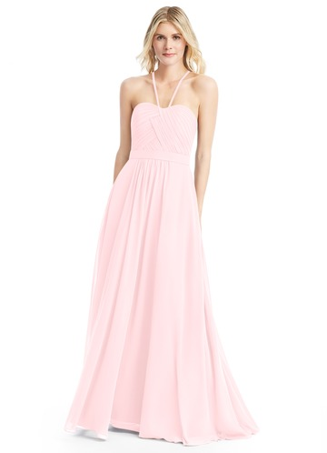 Blushing Pink Under 100 Or Between 100 150 Bridesmaid