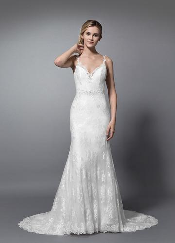 Azazie Nicholette Wedding Dress
