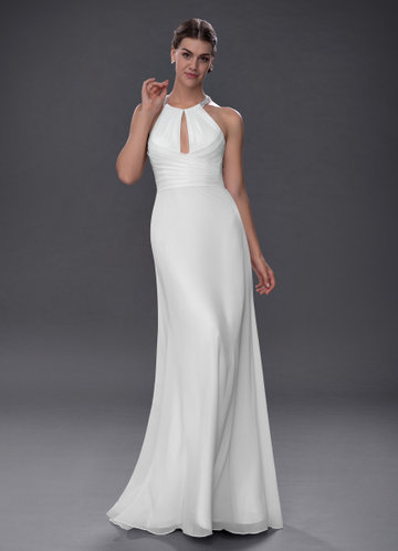 Azazie Selena Wedding Dress