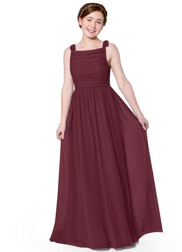 Azazie Fiona Junior Bridesmaid Dress