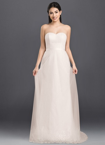 Azazie Ramah Wedding Dress