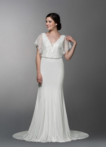 Azazie Arella Wedding Dress