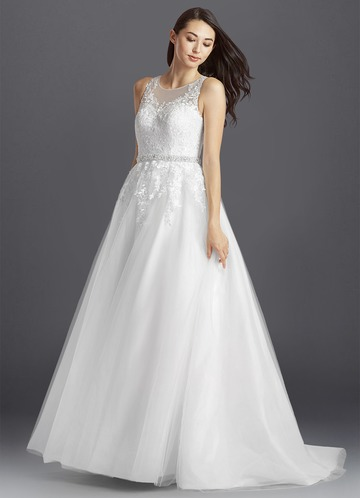 Azazie Winnie Wedding Dress