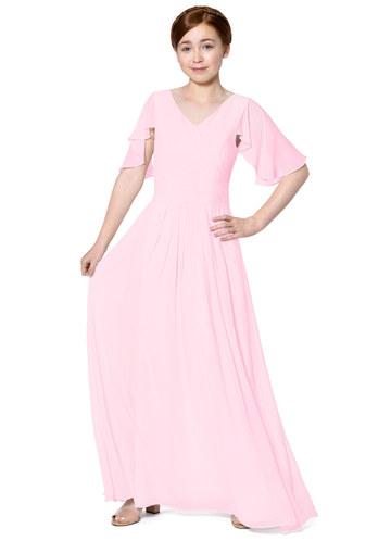 Azazie Alexa Junior Bridesmaid Dress