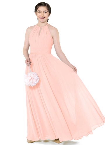 e57924da633 Azazie Cherish Junior Bridesmaid Dress ...