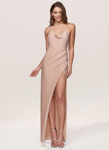 Heatwave Blush Maxi Dress