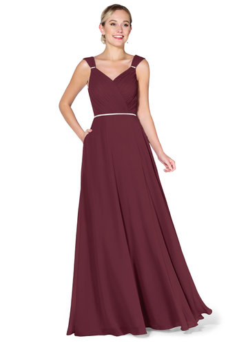Azazie Iris Bridesmaid Dress