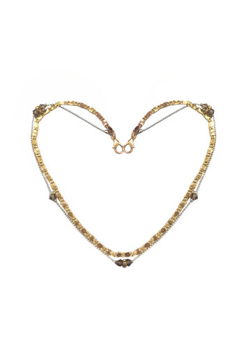 back_Convertible Face Mask Necklace Chain
