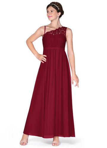 Azazie Jesse Junior Bridesmaid Dress