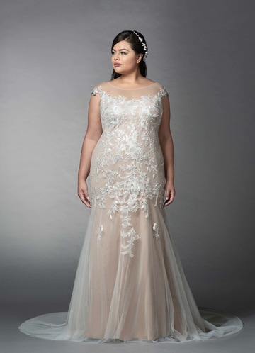 e96467792ac Azazie Eudora Wedding Dress Azazie Eudora Wedding Dress. Plus Size  Available. Click to save to your Showroom. 3 Colors