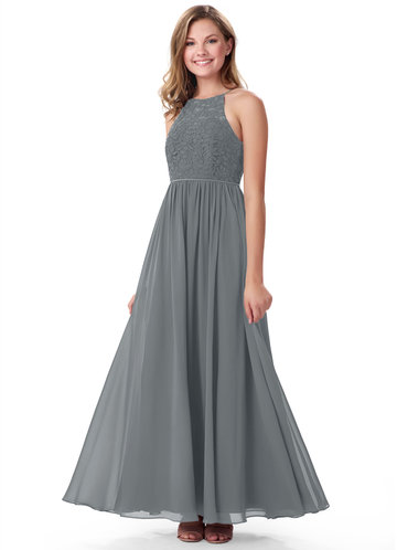 Azazie Arianne Junior Bridesmaid Dress