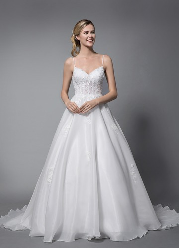 Azazie Alba Wedding Dress